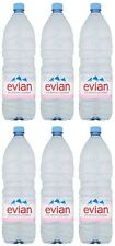 (6 PACK) - Evian - Evian Mineral Water | 1500ml | 6 PACK BUNDLE