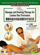 Chinese Medicine - Massage & Drawing Therapy for Lumbar Disc Protrusion DVD