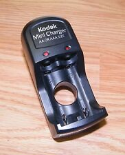 Genuine Kodak (K630) Rechargeable Battery Mini Charger For AA or AAA Batteries