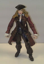 "3.75"" Elizabeth Swann in Pirate Disguise Action Figure Pirates Of The Caribbean"