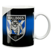 NRL Canterbury Bulldogs TEAM Ceramic Coffee Mug Cup Fathers Day Christmas Gift