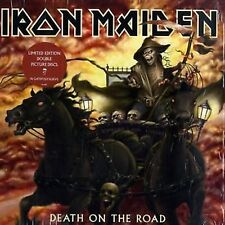 Iron Maiden - Death on the Road - New Ltd Edition Double Vinyl Picture Disc