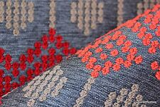 SINA PEARSON FOLKLORE MIDNIGHT SUN 3.0DS MODERN UPHOLSTERY FABRIC