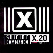 20 Best of Suicide Commando [Remaster] by Suicide Commando (CD, Aug-2007,...