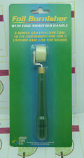 AANRAKU FOIL BURNISHER tool for Foiling Stained Glass Pieces Roller Fid Handy