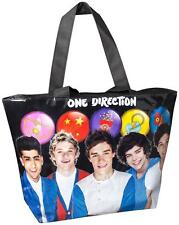 ONE Direction 1D Grande Shopper Borsa College Borsa Everyday Weekend Scuola Borsa
