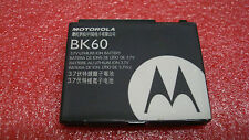 OEM Motorola Original BK60 Cell Phone Battery ROKR E8 RAZR Maxx Ve VU204 EM30