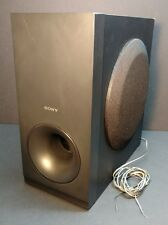 Sony Home Theater Subwoofer Speaker SS-WS121
