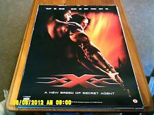XXX (vin diesel) Movie Poster A2