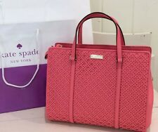NWT Kate Spade Peri Lane Romy Pink Shoulder Handbag Purse Leather NEW