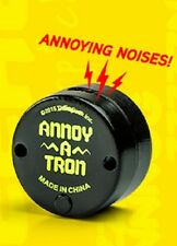 ANNOY-A-TRON HIDE SEEK HOME OFFICE SOUND PRANK DRIVE MOM DAD CRAZY MAD XMAS GIFT