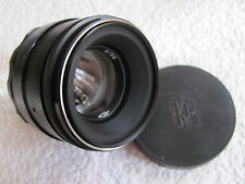 HELIOS-44-2 2/58mm lens for ZENIT M42 Valday Very Good/EXC/