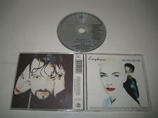 EURYTHMICS/WE TOO ARE ONE(BMG/PD74251)CD ALBUM