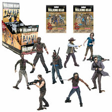 McFarlane Walking Dead SET OF 8 FIGURES FROM BLIND BAG SERIES 1 2 3