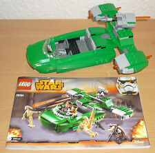 Lego Star Wars 75091 Flash Speeder + OBA (ohne Figuren)
