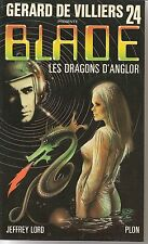 Blade n° 24.Les dragons d'Anglor.Science Fiction SF18