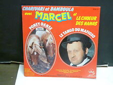 Charivari et bamboula avec MARCEL Poney danse 45ML20 ( Musette accordeon )