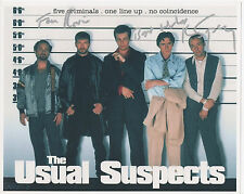 KEVIN SPACEY Signed 10x8 Photo THE USUAL SUSPECTS COA