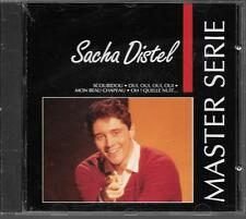 CD COMPIL 16 TITRES--SACHA DISTEL--MASTER SERIE