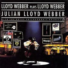 Lloyd Webber Plays Lloyd Webber 1991 by Andrew Lloyd Webber; - Disc Only No Case