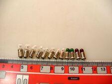 12 versch. 19V-Birnchen für Märklin H0 Loks/Zubehör #J5
