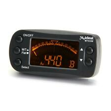 Clip-On Digital Tuner Metronome Beat LCD Chromatic Guitar Bass Violin