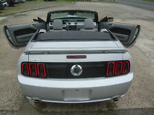 Ford: Mustang GT Convertible Salvage Rebuildable