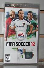 Fifa Soccer 12 PSP Portable Brand New Sealed!
