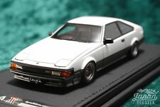 [Ignition model 1/43 IG0759] Toyota Celica XX 2800GT (A60) White / Gun Metallic