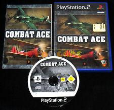 COMBAT ACE PS2 Versione Ufficiale Italiana ••••• COMPLETO