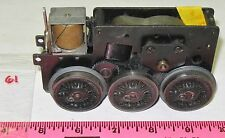 Lionel Parts - Steam Engine Motor with E-unit and Steel Rims