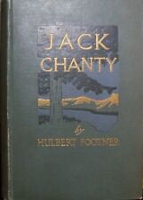 Hubert Footer, Jack Chanty, first edition / first printing, book to film
