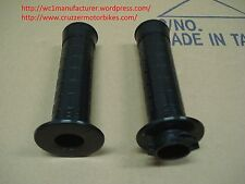 Handlebar grips fit Cruzzer whizzer motorbikes and motorized bicycles scooters