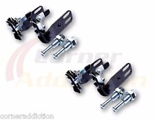 Pro Armor Slam Latch Front & Rear Door Polaris RANGER RZR4 XP800 2010-2014