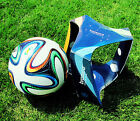 Free NEW HOT 2014 World Cup FIFA Brazuca Match Ball Soccer Football Size5 In box