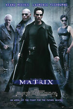 Z185 The Matrix Poster 24X36