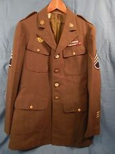 Original WWII US Western Pacific Forces Uniform Group