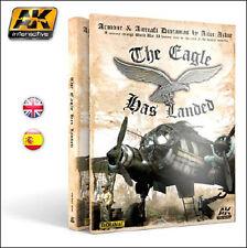 AK Interactive AKI 687 - Armour & Aircraft Dioramas: The Eagle Has Landed