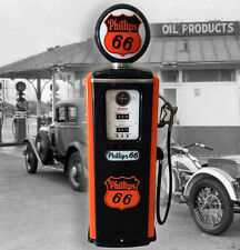 PHILLIPS 66 MODEL 39 TOKHEIM FULL SIZE GAS PUMP-VINTAGE RE-CREATION