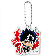 Yu Yu Hakusho Hiei Fired Up Acrylic Key Chain Anime Licensed MINT