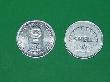 1969 COLLECTION SHELL GB ARGENT EPOPEE ESPACE AVIATION E. & J.  MONTGOLFIER 1783