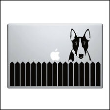 Decal per Macbook Pro Adesivo In Vinile bull terrier cane air divertente mac 13