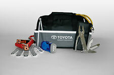 GENUINE TOYOTA TUNDRA AND TACOMA EMERGENCY ASSISTANCE KIT!  NEW FROM TOYOTA