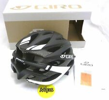 Giro Savant MIPS Cycling Helmet Matte Black White Size XL