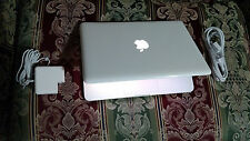 "Apple MacBook White 13"" a1342. New 500GB HDD  2.26 GHz  LATEST MAC OS+ Extras"