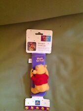 disney winnie the pooh seat belt pal voyageur travel pal brand new on card