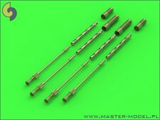 20mm HISPANO, .303 BROWNING BARRELS & PITOT TO MOSQUITO MK.II/FB.VI 1/32 MASTER