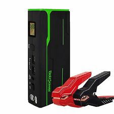 Bolt Power Portable Charger Auto Car Battery Booster Jump Starter Jumper Cable