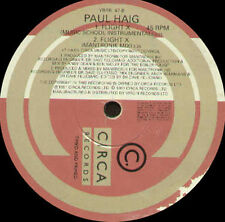 PAUL HAIG - Flight X, Feat. The Voice De Razón - CIRCA - YRRR 47 - Uk