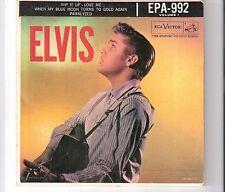 ELVIS PRESLEY - Elvis                                      ***EP 992 Vol. 1***